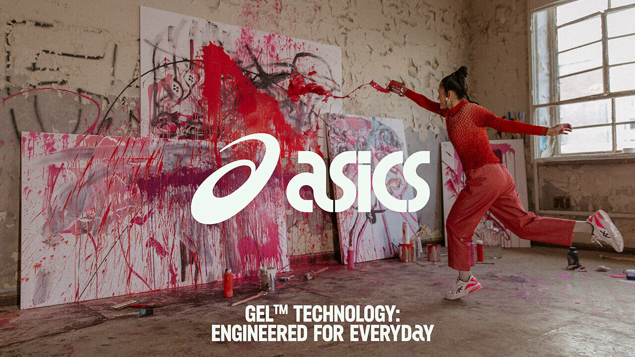 ASICS – Engineered For Everyday AW20
