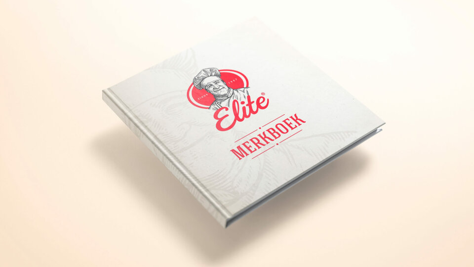 Elite – A chef's led brand refresh